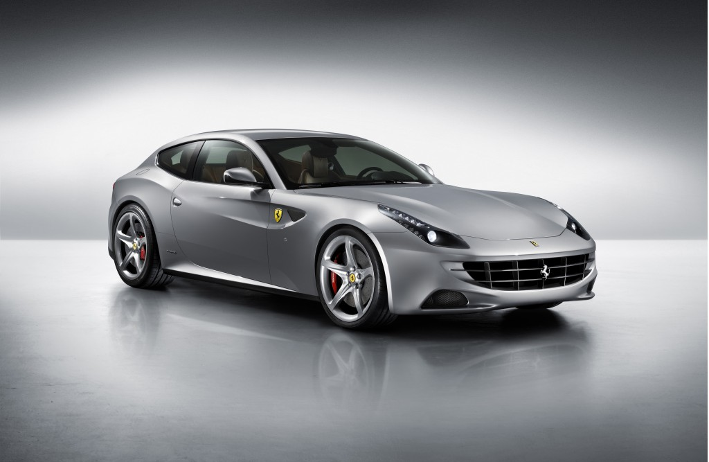 Ferrari Models List 4