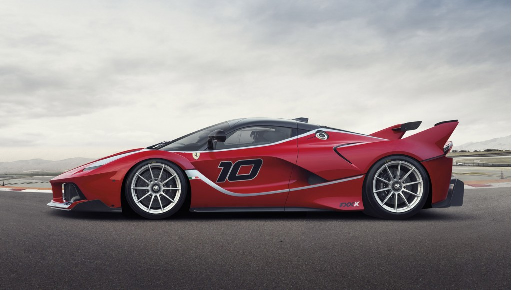 Ferrari Fxx K Priced From 2 7 Million Already Sold Out