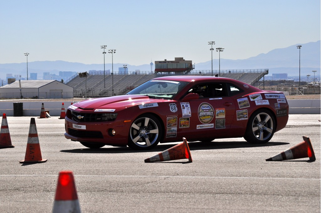 Fireball run videos remainders from the track days for Las vegas motor speedway open track days