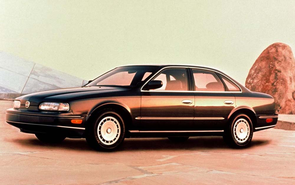 Guilty Pleasure 1990 1993 Infiniti Q45