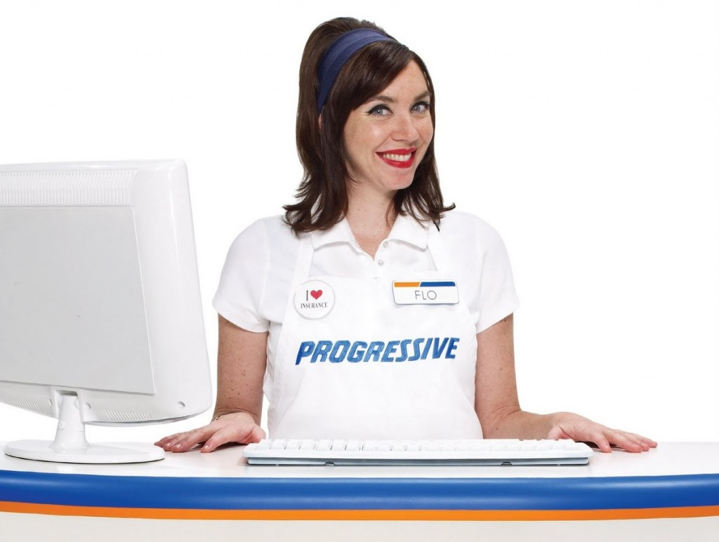 Image Flo For Progressive Insurance Size 1024 X 772