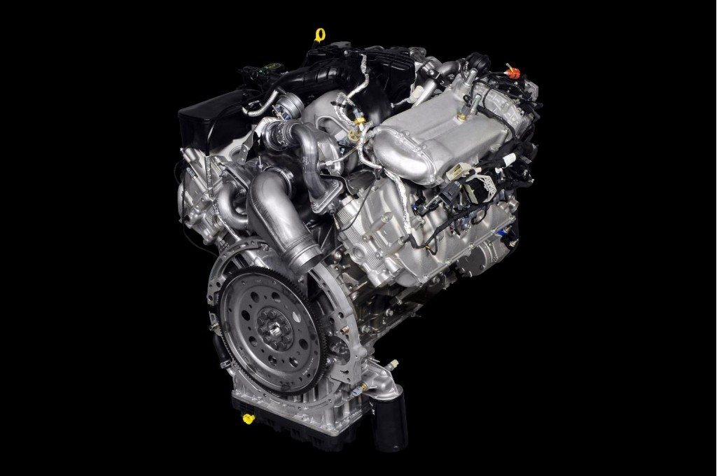 ford 6 7 liter power stroke v 8 diesel engine to be fitted to 2011 f. Cars Review. Best American Auto & Cars Review