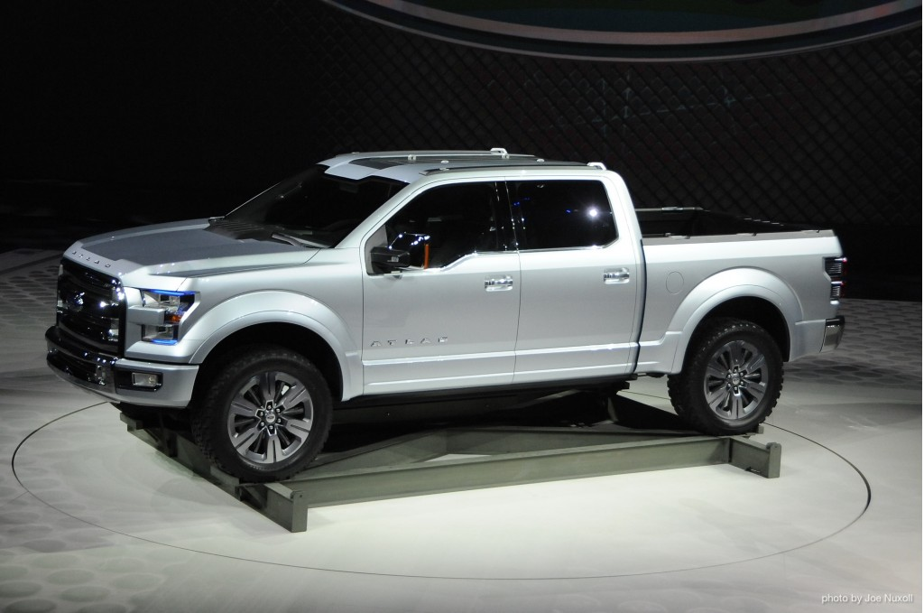 next ford f 150 advanced materials likely hybrid powertrain possible. Black Bedroom Furniture Sets. Home Design Ideas