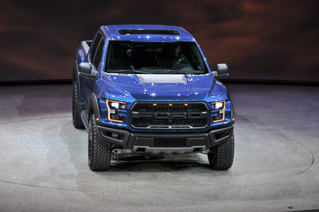 image 2017 ford f 150 raptor 2015 detroit auto show size 1024 x 680 type. Cars Review. Best American Auto & Cars Review