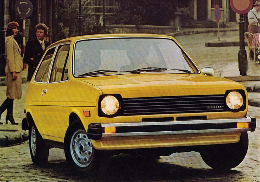 ford fiesta mk1 classic - photo #35