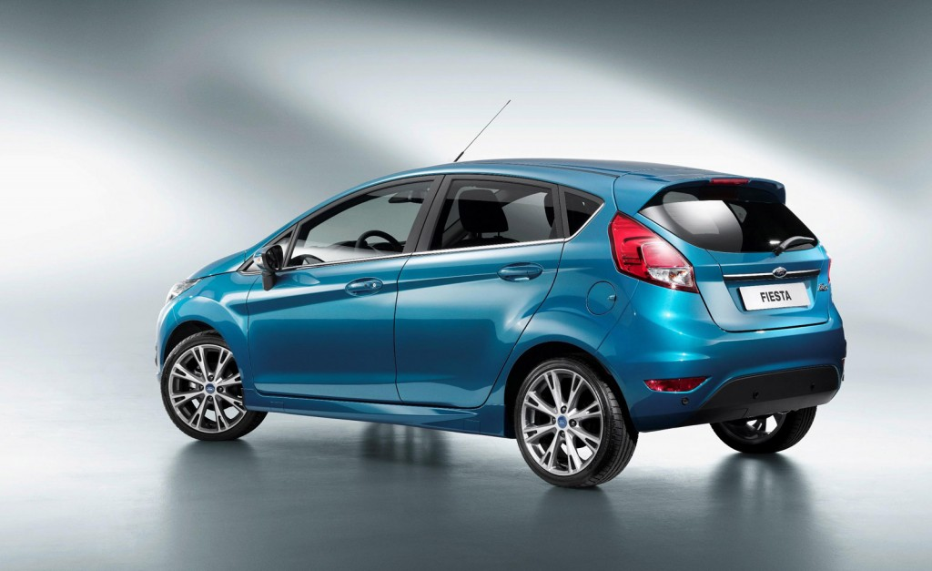 2014 Ford Fiesta Preview 2012