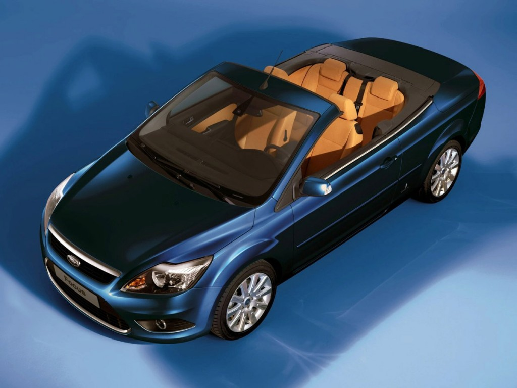 2009 ford focus coupe cabriolet facelift. Black Bedroom Furniture Sets. Home Design Ideas