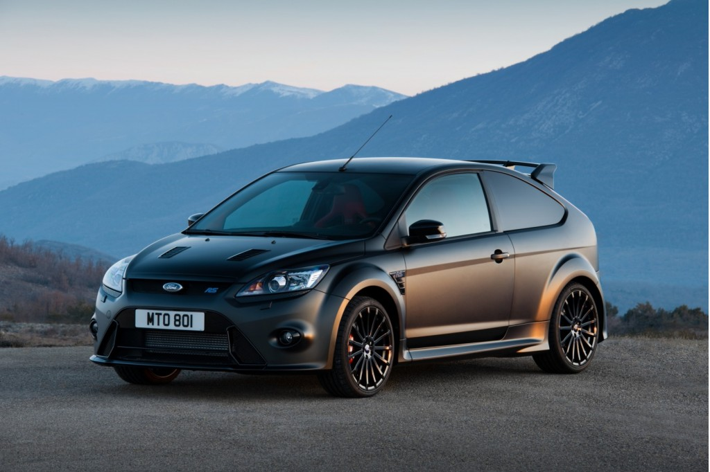 Ford Focus Rs500 Small Dark And Vicious And Not For
