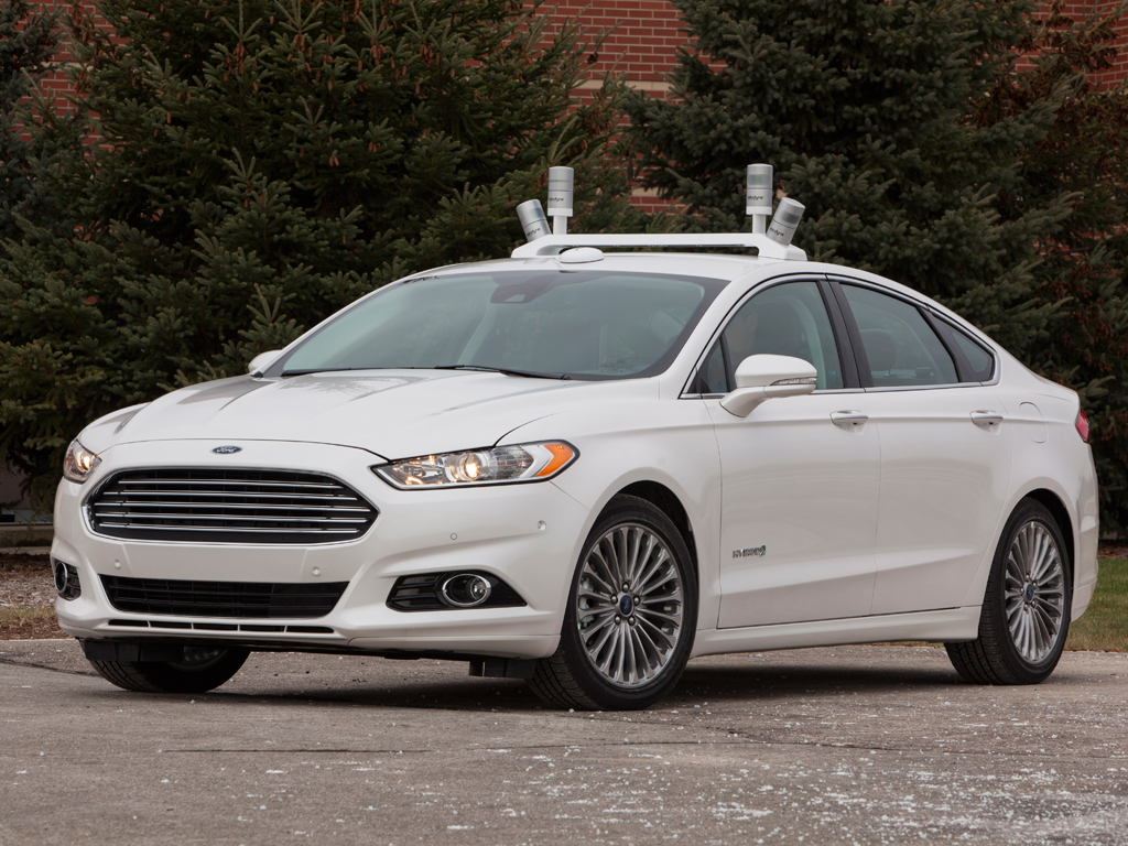 ford testing autonomous driving with fusion hybrid research vehicle. Black Bedroom Furniture Sets. Home Design Ideas