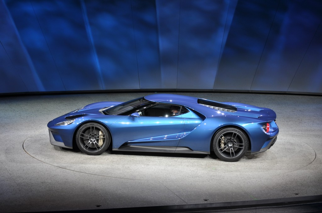 2017 Ford Gt 2015 Detroit Auto Show Youtube | 2017 - 2018 Best Cars ...