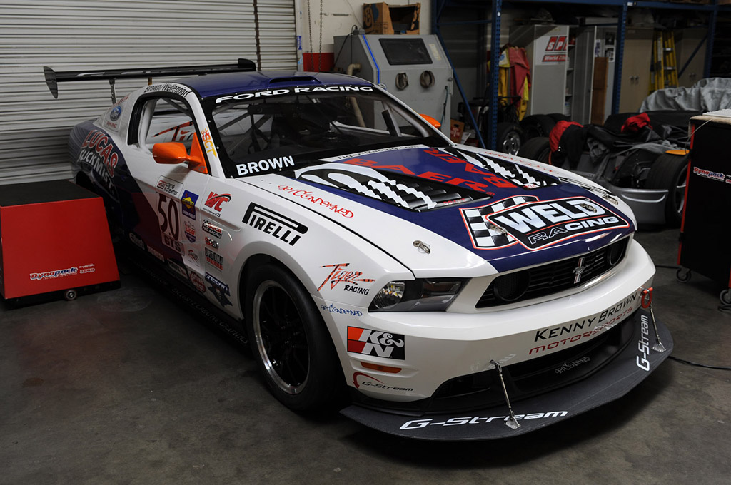 Ford Racing Working On Track Only Mustang Boss 302s
