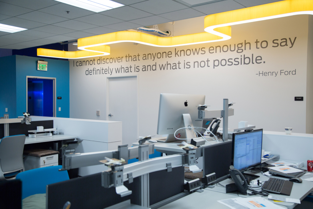 Ford research and innovation center address for Ford motor company corporate office