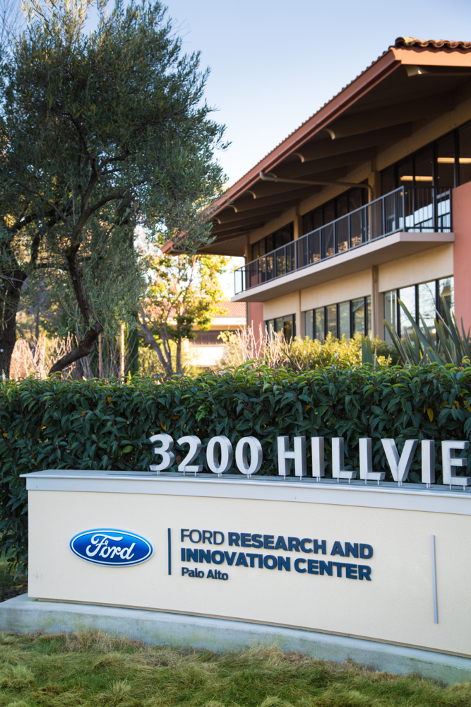 ford to focus on connectivity and autonomous cars at new silicon valley research center. Black Bedroom Furniture Sets. Home Design Ideas
