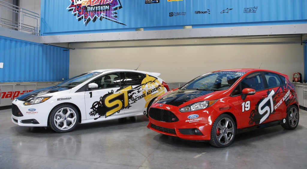 Fiesta St And Focus St Buyers Get Complimentary