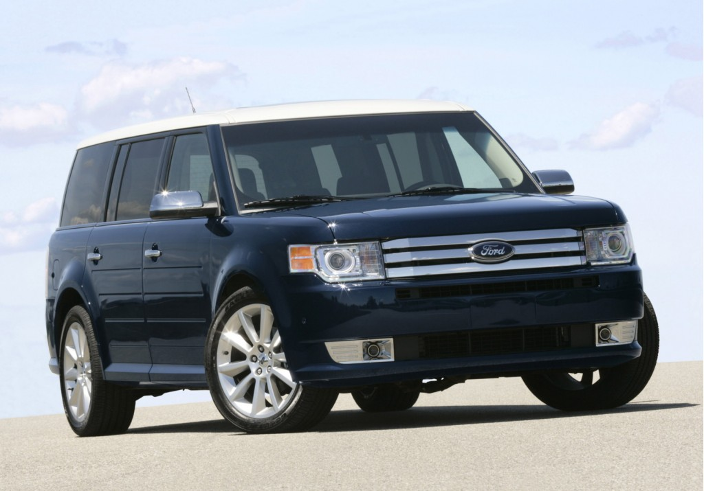 driven 2010 ford flex ecoboost. Black Bedroom Furniture Sets. Home Design Ideas