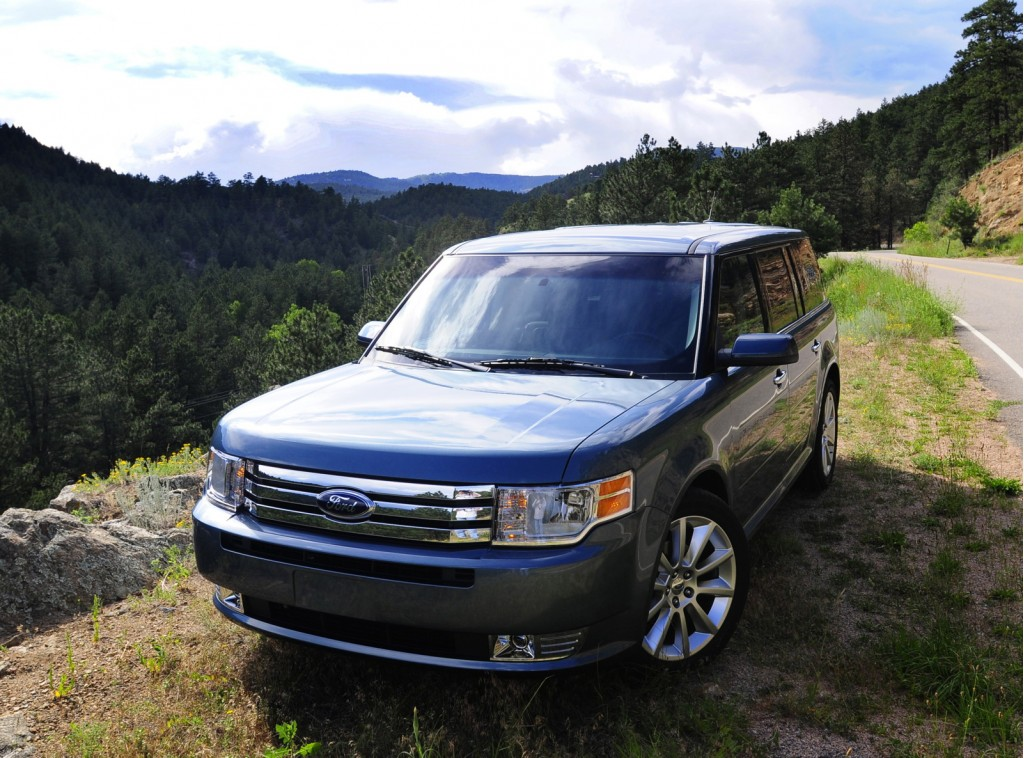 2010 ford flex recalls. Black Bedroom Furniture Sets. Home Design Ideas