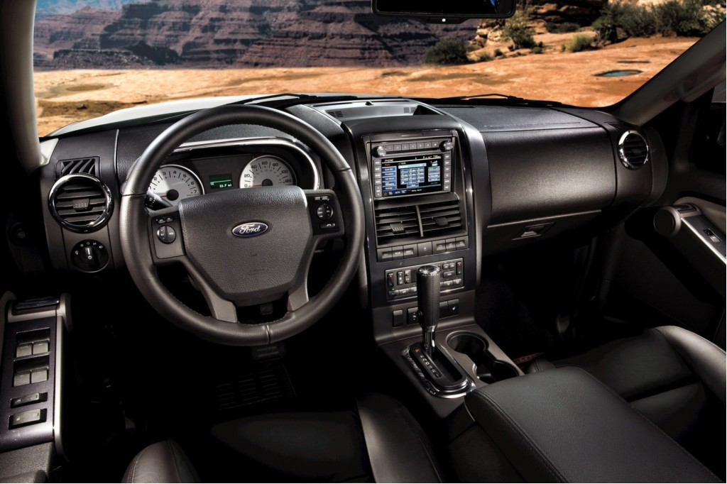 2007 Ford Explorer Sport Trac Interior 2010 Ford Explorer Sport Trac Adrenalin Interior Images & Pictures ...