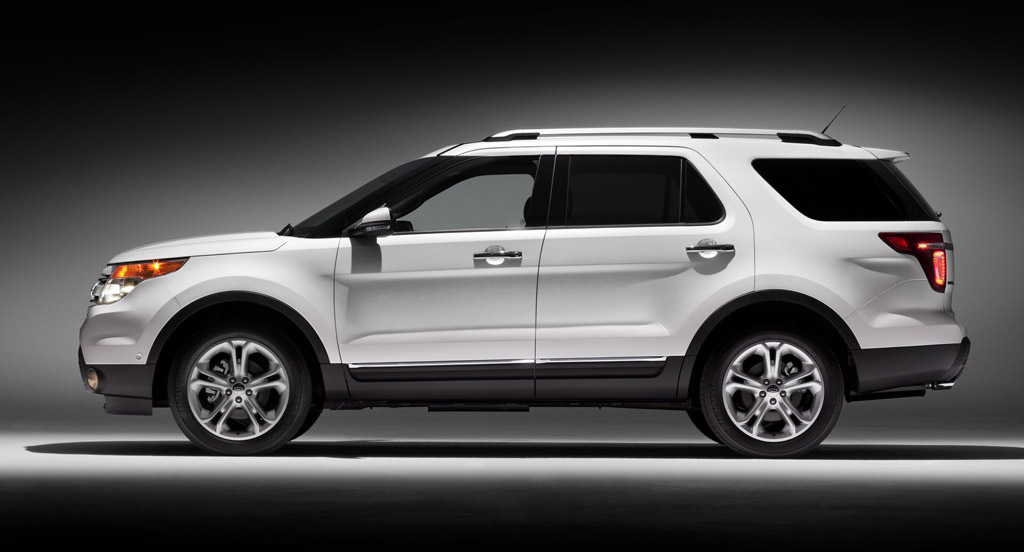 2011 ford explorer. Cars Review. Best American Auto & Cars Review