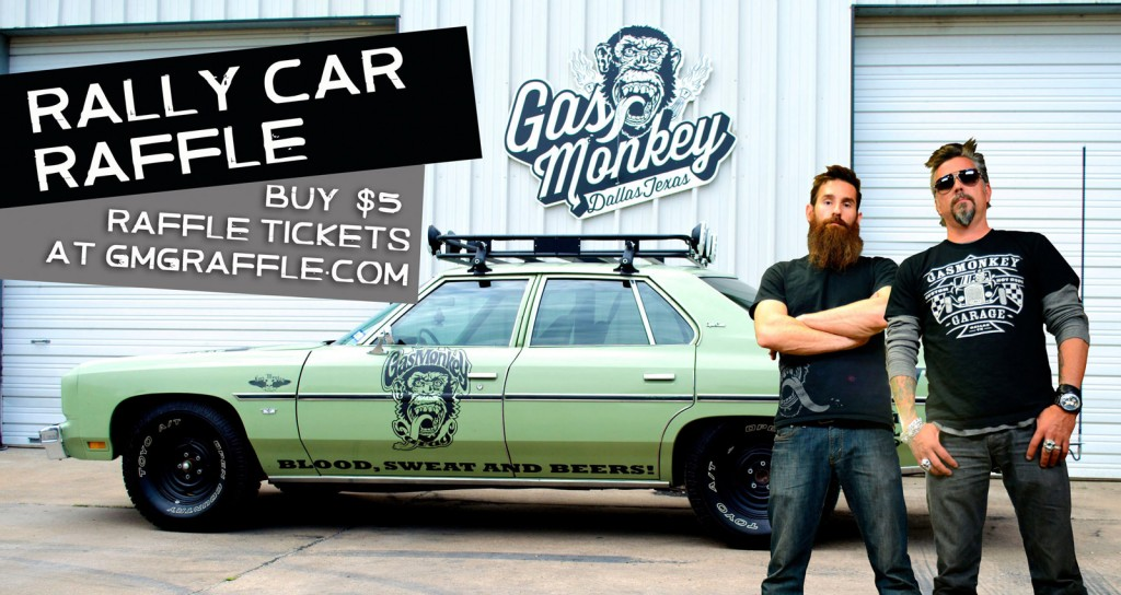 Gas Monkey Garage's custom 1976 Chevrolet Caprice