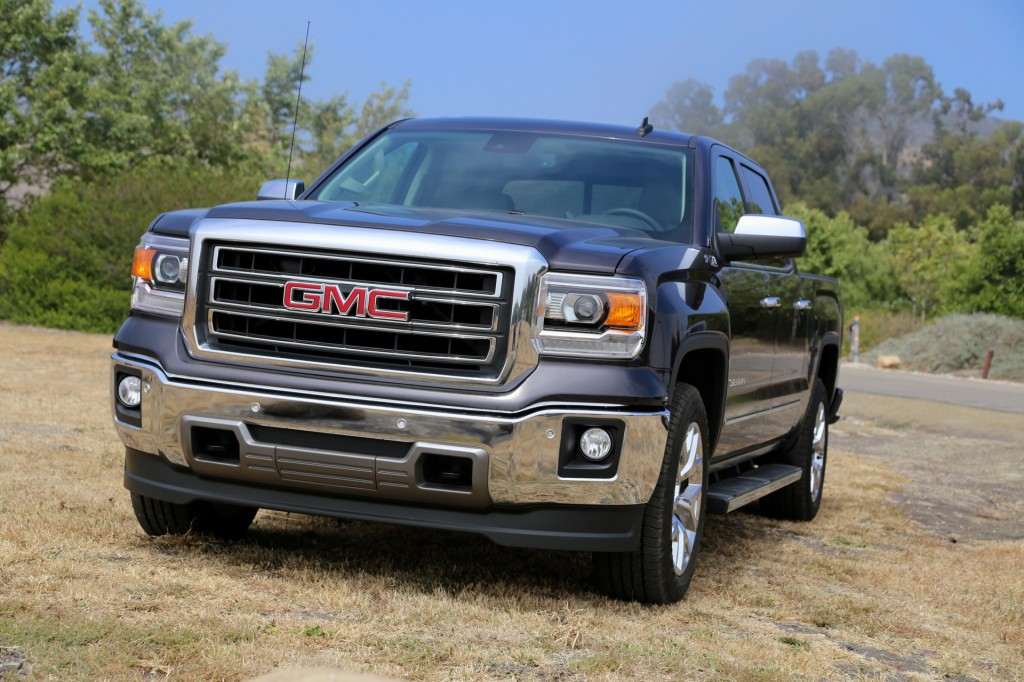 2014 Chevy Silverado, GMC Sierra V-6 Gas Mileage Official ...