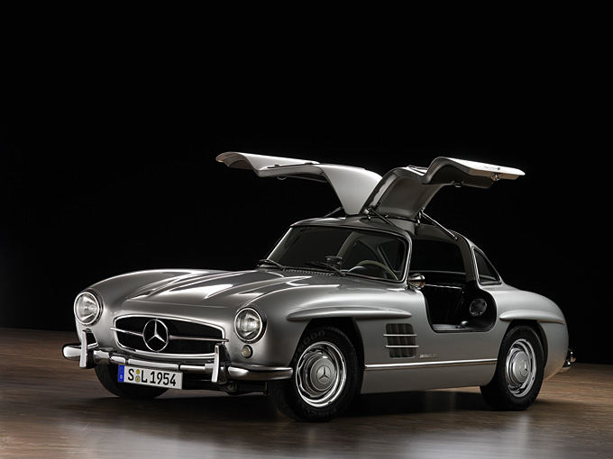 Germany S Gullwing Dishes Out Another 300sl Gullwing Replica