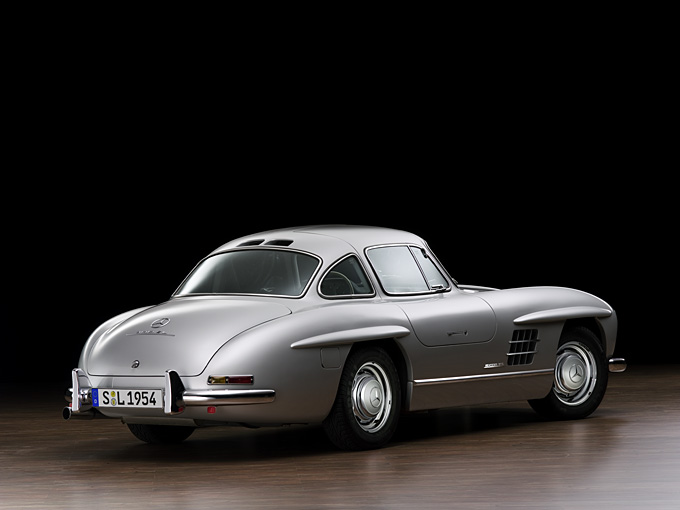 Germany's Gullwing dishes out another 300SL Gullwing replica
