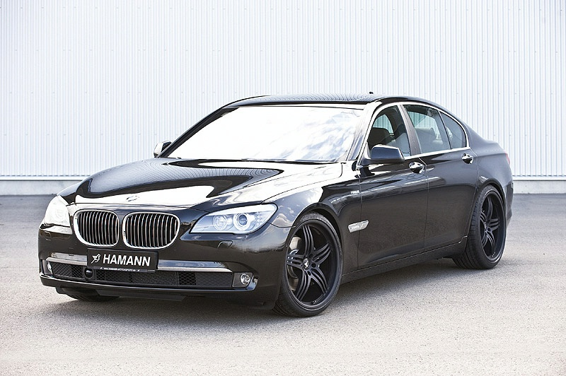 hamann adds bmw 7 series to arsenal. Black Bedroom Furniture Sets. Home Design Ideas