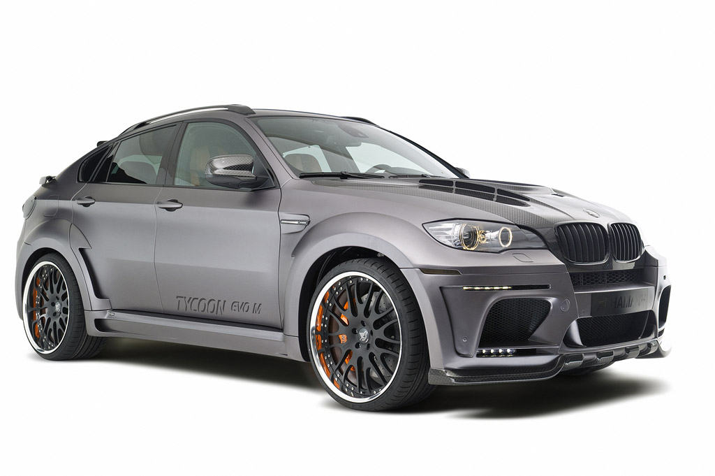 Hamann Releases New Bmw X6 Tycoon Evo With 670 Hp