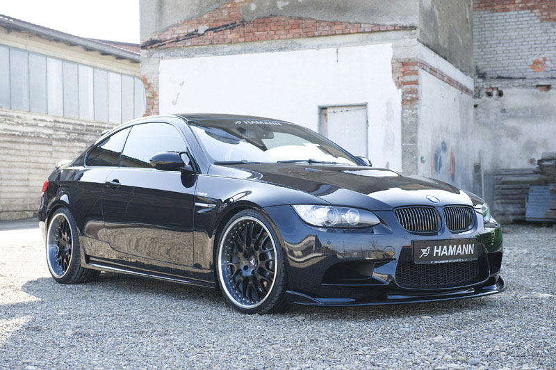 hamann tuned e92 bmw m3 coupe. Black Bedroom Furniture Sets. Home Design Ideas