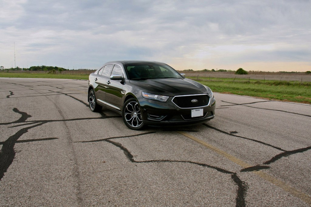 Hennessey Builds 445-HP Ford Taurus SHO