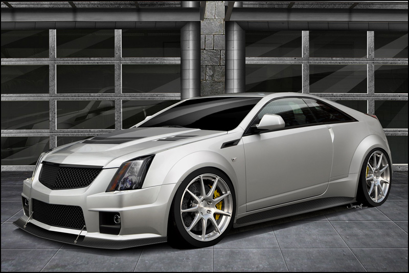 hennessey working on 1 000 horsepower cadillac cts v coupe. Black Bedroom Furniture Sets. Home Design Ideas