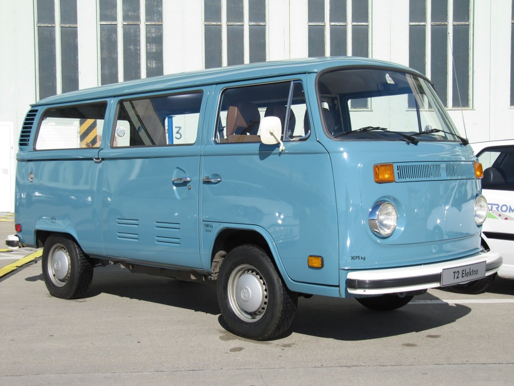 vw bus t2 how to connect auxiliary battery