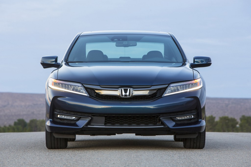 updated 2016 honda accord coupe joins sedan. Black Bedroom Furniture Sets. Home Design Ideas