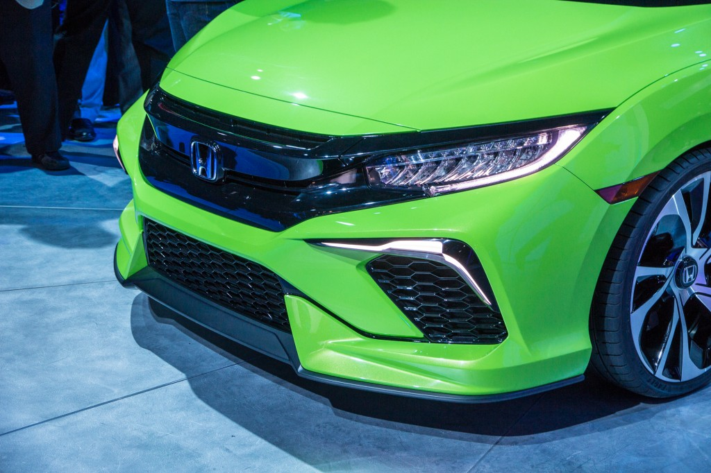 honda confirms type r for u s at civic concept debut 2015 new york auto show