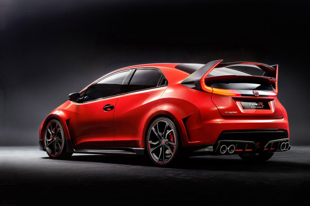 Honda Hopes To Shed Dreary Image With New Civic Type R: Video