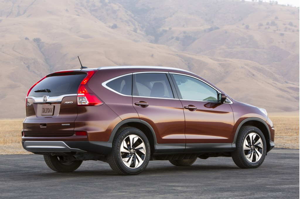 2015 honda cr v new engine cvt for higher gas mileage