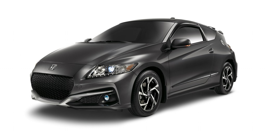 2016 Honda CR-Z Gets Updated Look, No Extra Power