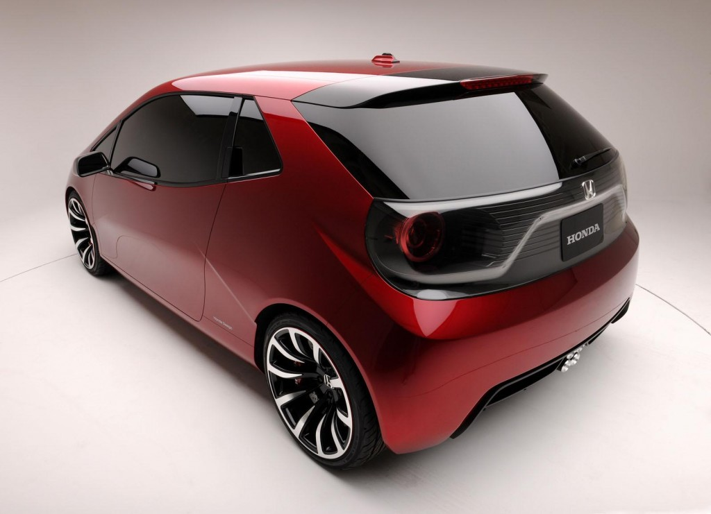 honda gear concept the original civic reincarnated. Black Bedroom Furniture Sets. Home Design Ideas