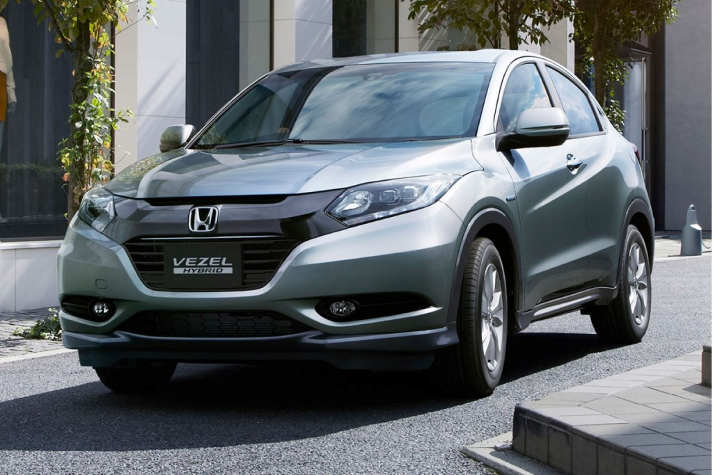 2015 Honda HR-V: Name For New Subcompact Crossover Based ...