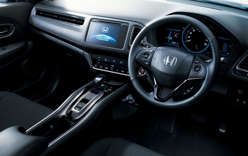 2015 honda hr v name for new sub pact crossover based on fit