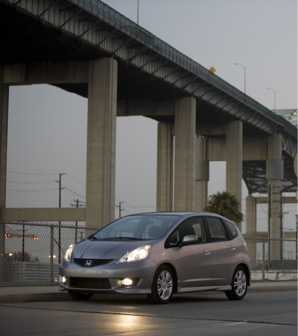 2010 Honda Fit Pictures/Photos Gallery
