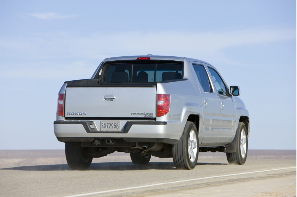 2010 honda ridgeline pictures photos gallery   green car reports