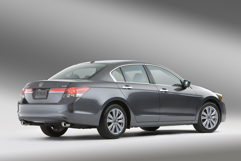 2011 Honda Accord Preview
