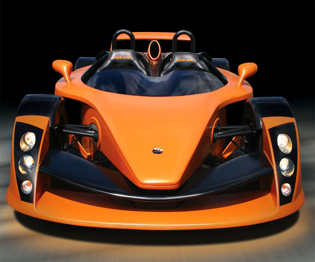 hulme supercar from new zealand boasts 600hp collectability. Black Bedroom Furniture Sets. Home Design Ideas