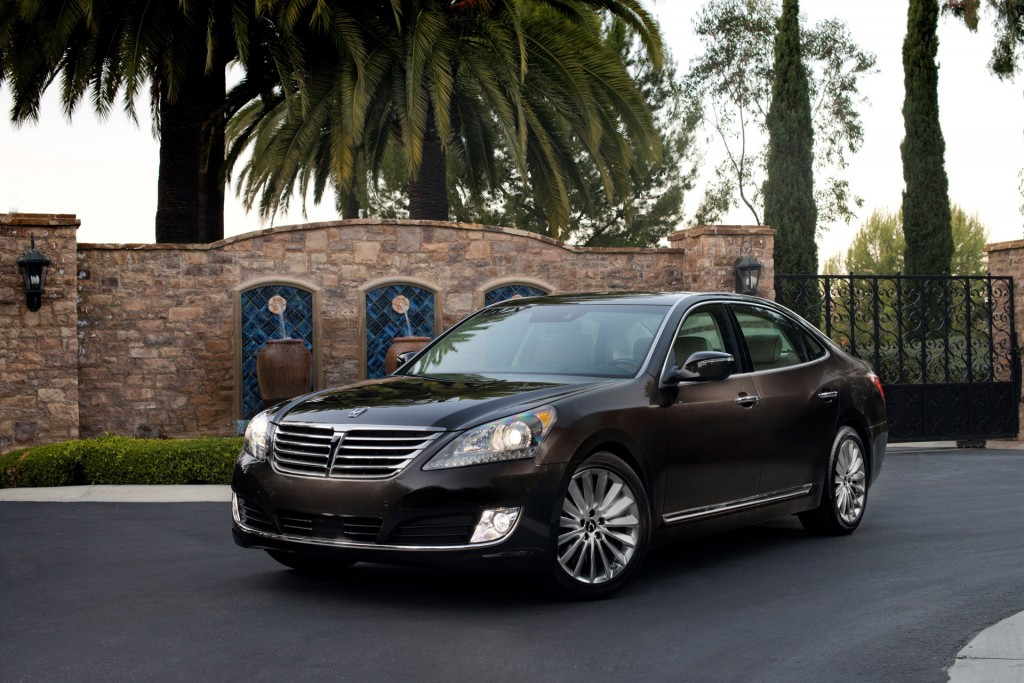 2016 hyundai equus gets a few updates ahead of new model s arrival. Black Bedroom Furniture Sets. Home Design Ideas