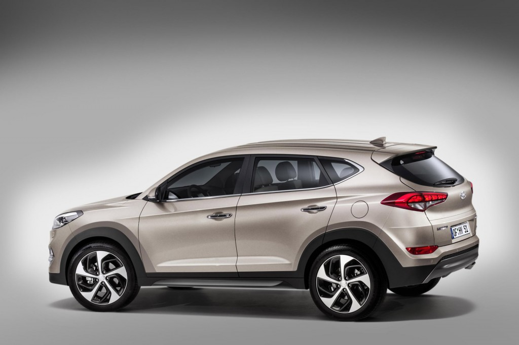 2016 hyundai tucson preview. Black Bedroom Furniture Sets. Home Design Ideas