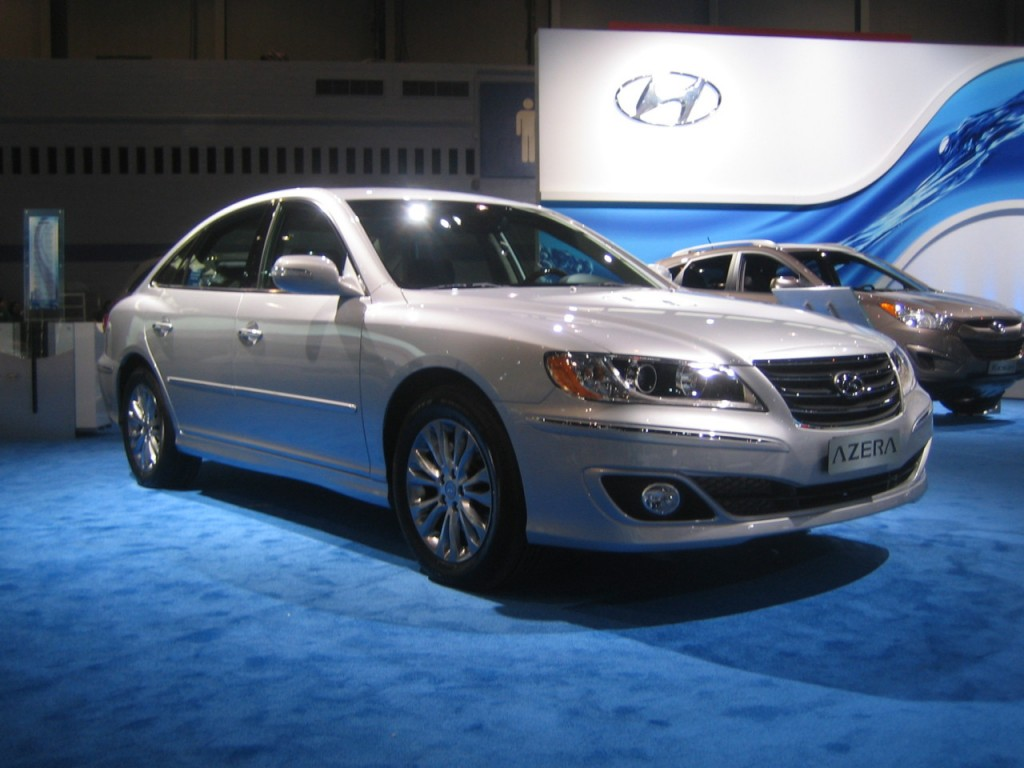 2011 Hyundai Azera Pictures Photos Gallery Motorauthority