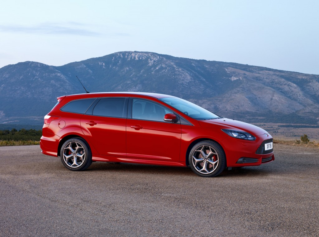 2012 Ford Focus St Wagon Europe
