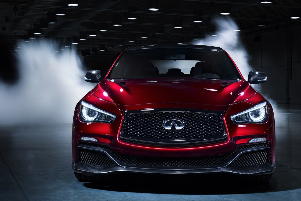 560 hp infiniti q50 eau rouge confirmed for production report. Black Bedroom Furniture Sets. Home Design Ideas