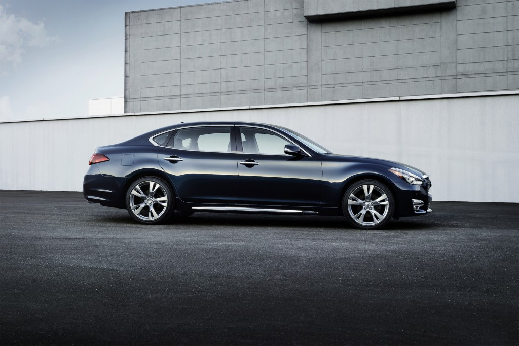Nissan Backup Camera 2015 Infiniti Q70 Priced From $50,755